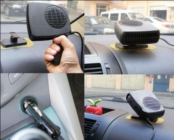 Тепловентилятор автомобильный Керамика 24V