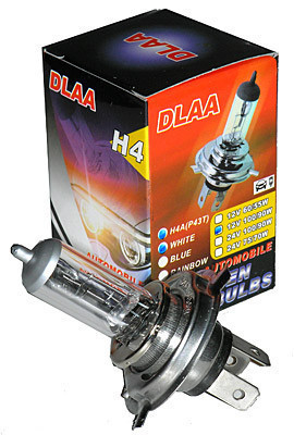 Галогенка H4 DLAA 12V 100/90W clear