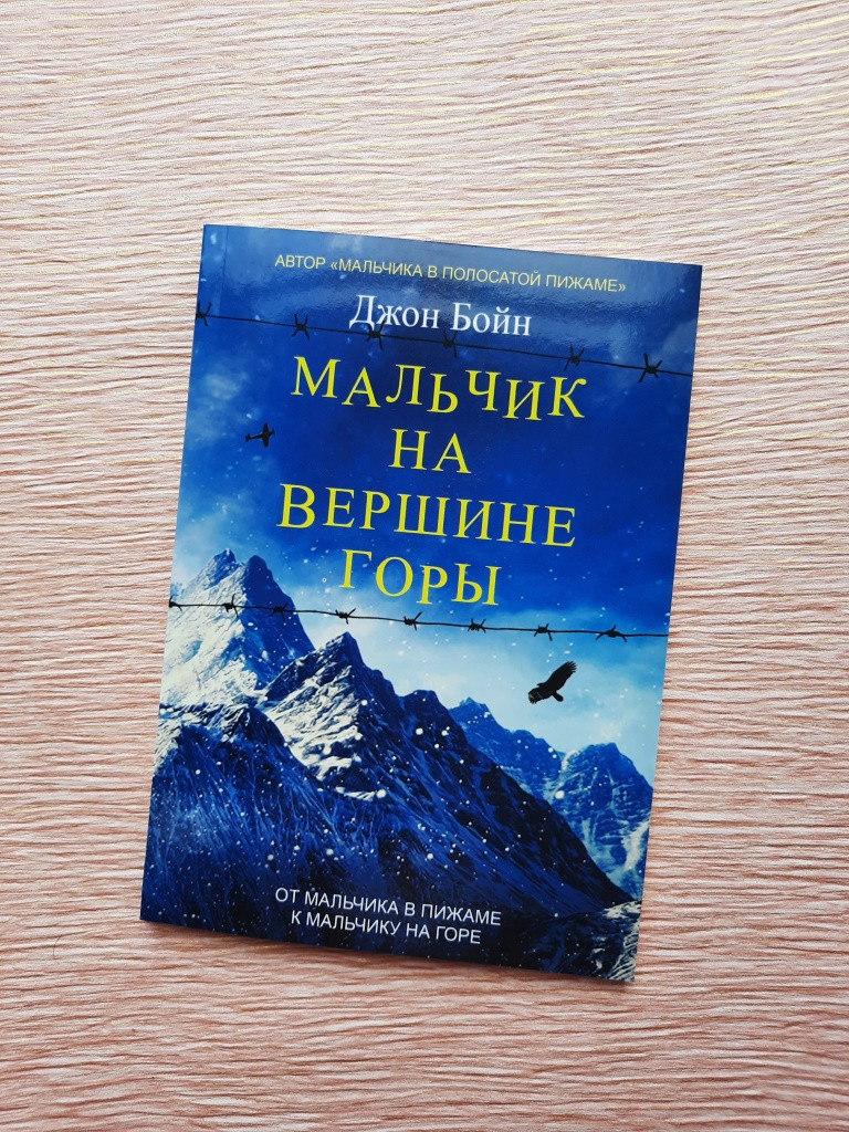 Бойн  Мальчик на вершине горы