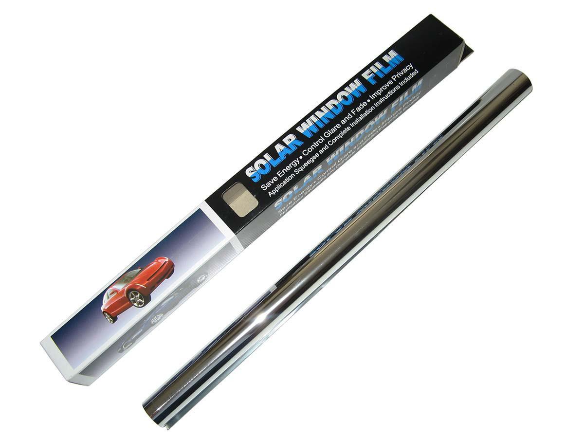 Тонировочная пленка King 50 см х3м Silver/Chrome