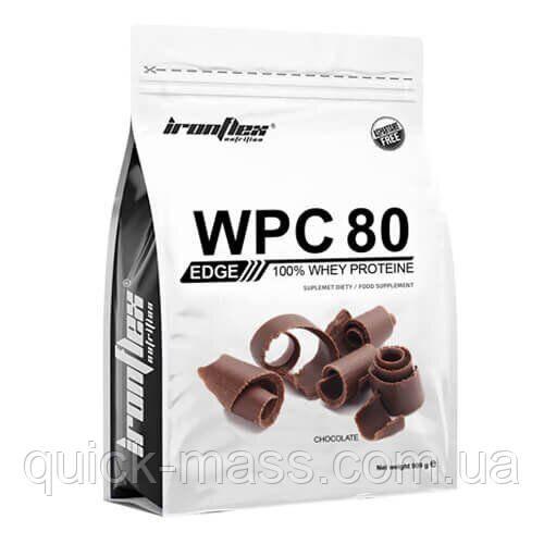 Протеїн Ironflex Nutrition WPC 80 2270g
