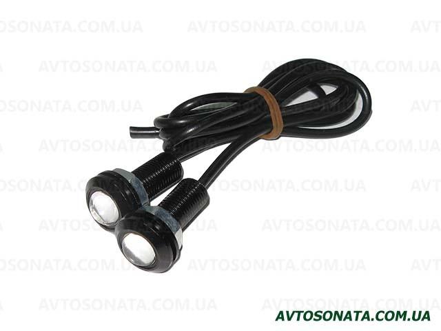 Фары дневного света (болты) LED d18мм