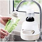 Экономитель воды Water Saver NEW 360 градусов, насадка на кран (аэратор) econom, фото 3