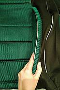 Чехлы сидений Ланос Зеленые, фото 2