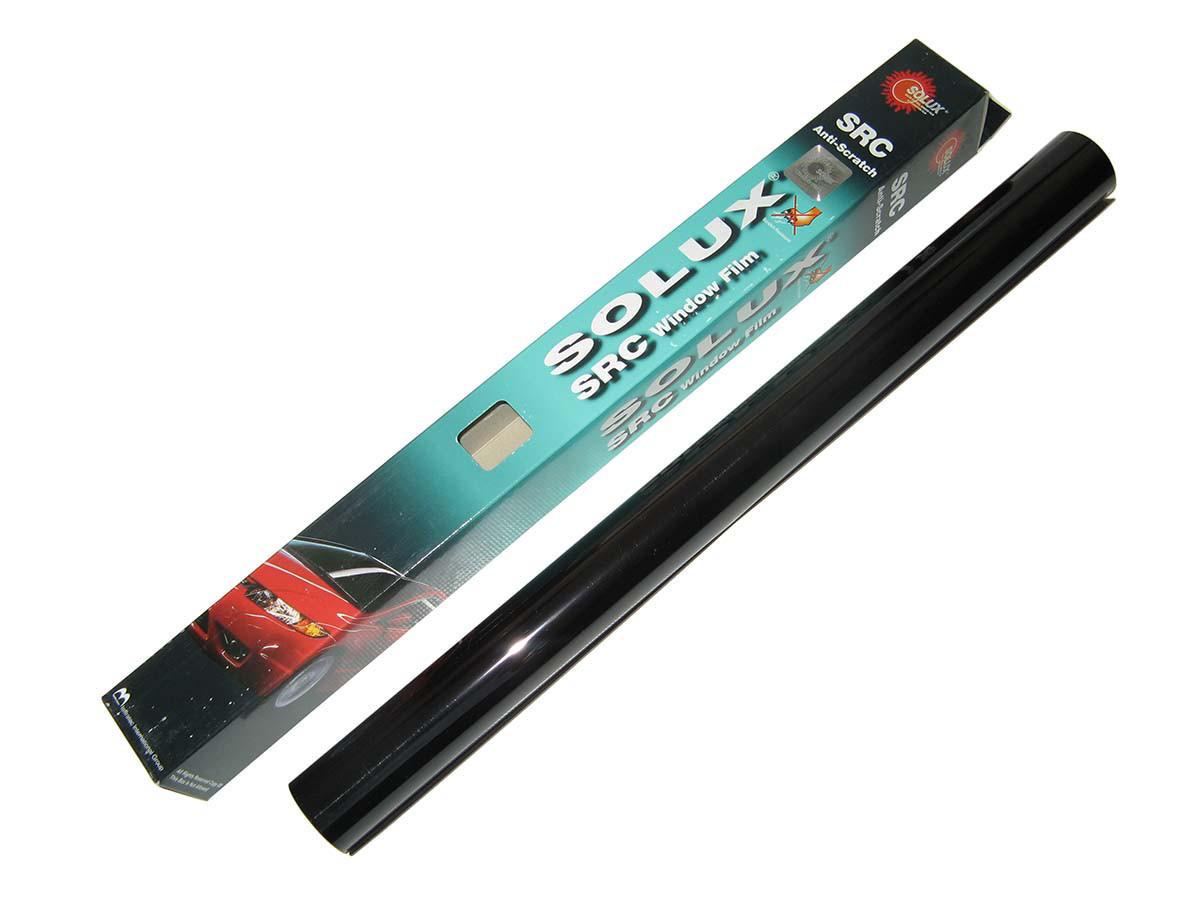 Тонировочная пленка SOLUX SRC 100 см х3м S.D.Bk 3%