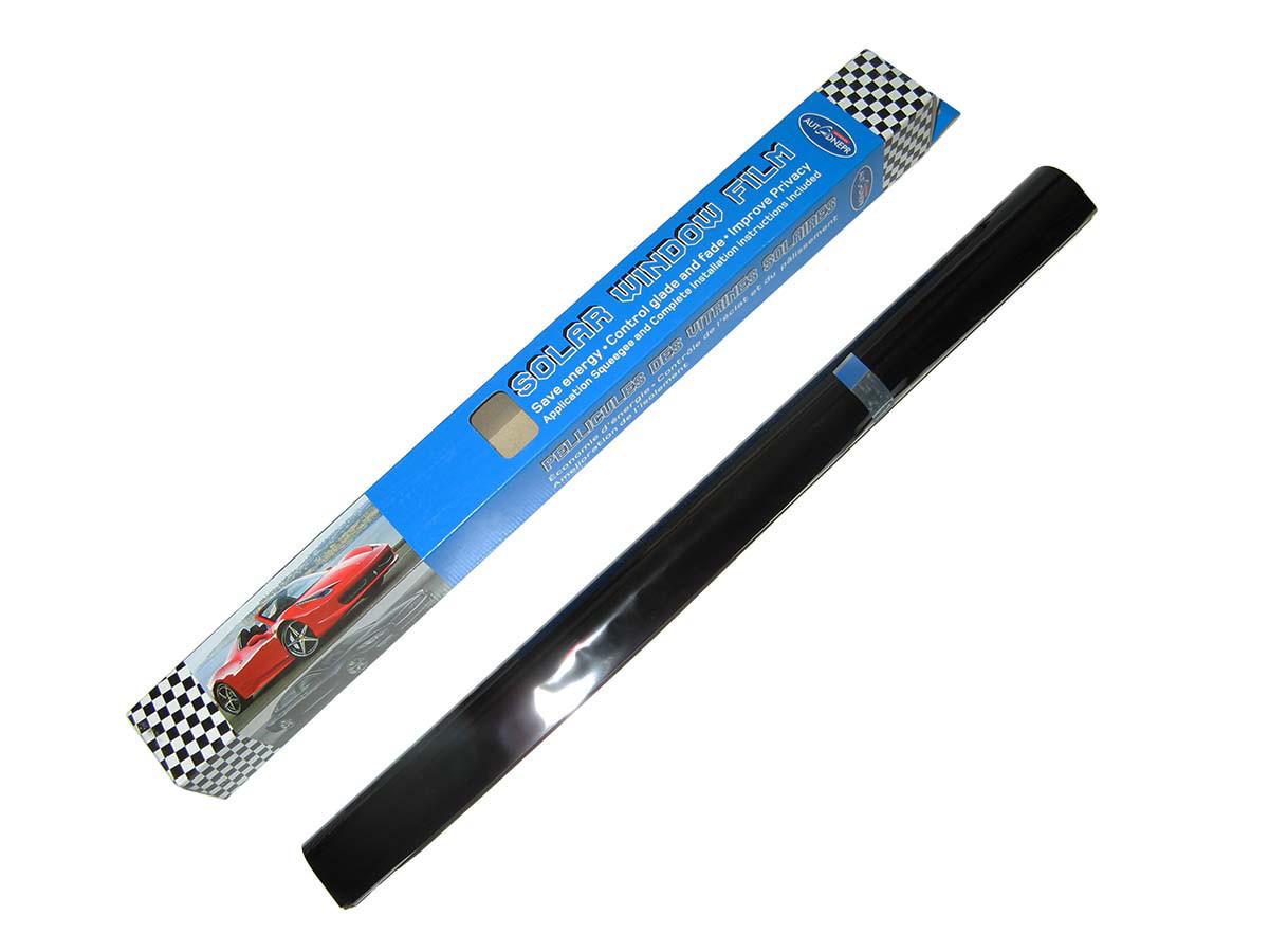 Тонировочная пленка Autodnepr 75 cm х3м не выгорает Dark Black