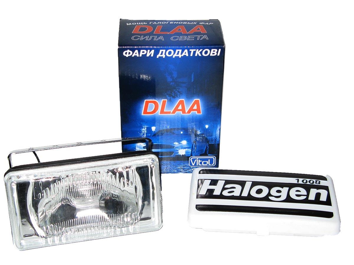 Додаткові фари, протитуманки DLAA 1008 W кришка