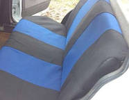 Чехлы сидений Ваз 2114 Синие, фото 3