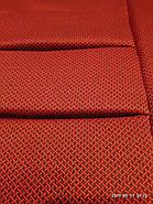 Чехлы сидений Славута Красные, фото 4
