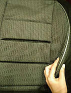 Чехлы сидений Ваз 2112 Серые, фото 2