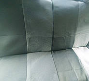 Авточехлы Chery Jaggi Sedan с 2006 г серые, фото 3