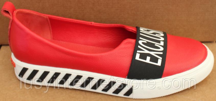 Туфли кожаные от производителя модель СК96