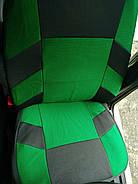 Авточехлы Chevrolet Lacetti Sedan с 2004 г зеленые, фото 2
