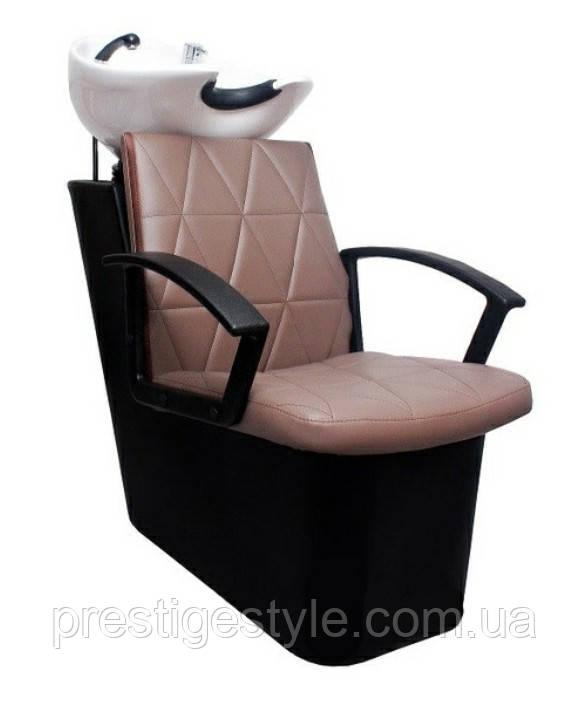Мойка парикмахерская Прима c креслом Оптима