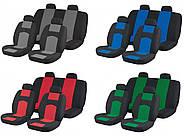 Чехлы сидений Ваз 2106 Зеленые, фото 4