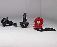 Набор форсунок омывателя веерных, фото 4