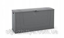 Садова скриня, пластиковий ящик для зберігання 200 л від KIS