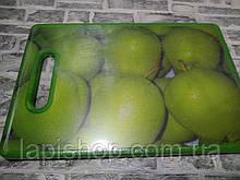 Доска разделочная для кухни UN-1552 29,5*19,5 см Фрукты и/или овощи