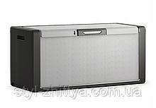 Садовий пластиковий ящик для зберігання 300 л Titan марки Keter