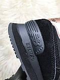 Женские кроссовки New Balance 574 Black Bronze, кроссовки нью беленс 574 (36,38 размеры в наличии), фото 7