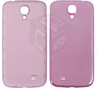 Задняя крышка для Samsung Galaxy S4 i9500, розовый, оригинал