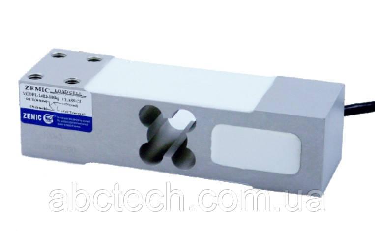 Тензодатчик для вагового дозатора ZEMIC L6E3 100кг