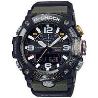 Полимерные мужские наручные часы Casio G-Shock GG-B100-1A3ER с полимерным ремешком