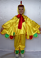 Детский карнавальный костюм Петушок для мальчиков от 3 до 6 лет