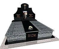 Памятник  гранітний подвійний N3701