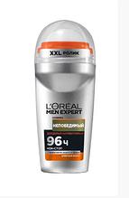 Мужской шариковый дезодорант Loreal Men Expert