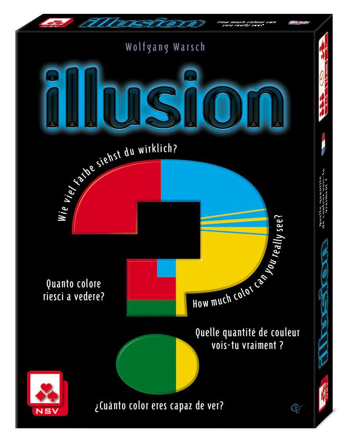 Настольная игра Illusion (Иллюзия)