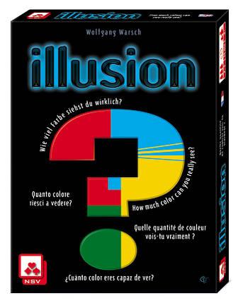 Настольная игра Illusion (Иллюзия), фото 2