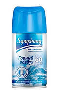 """Symphony - переменный баллон к автоматическим освежителей воздуха """"Горный воздух"""" 250 см3"""