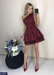 Жіноча коротке плаття нарядне