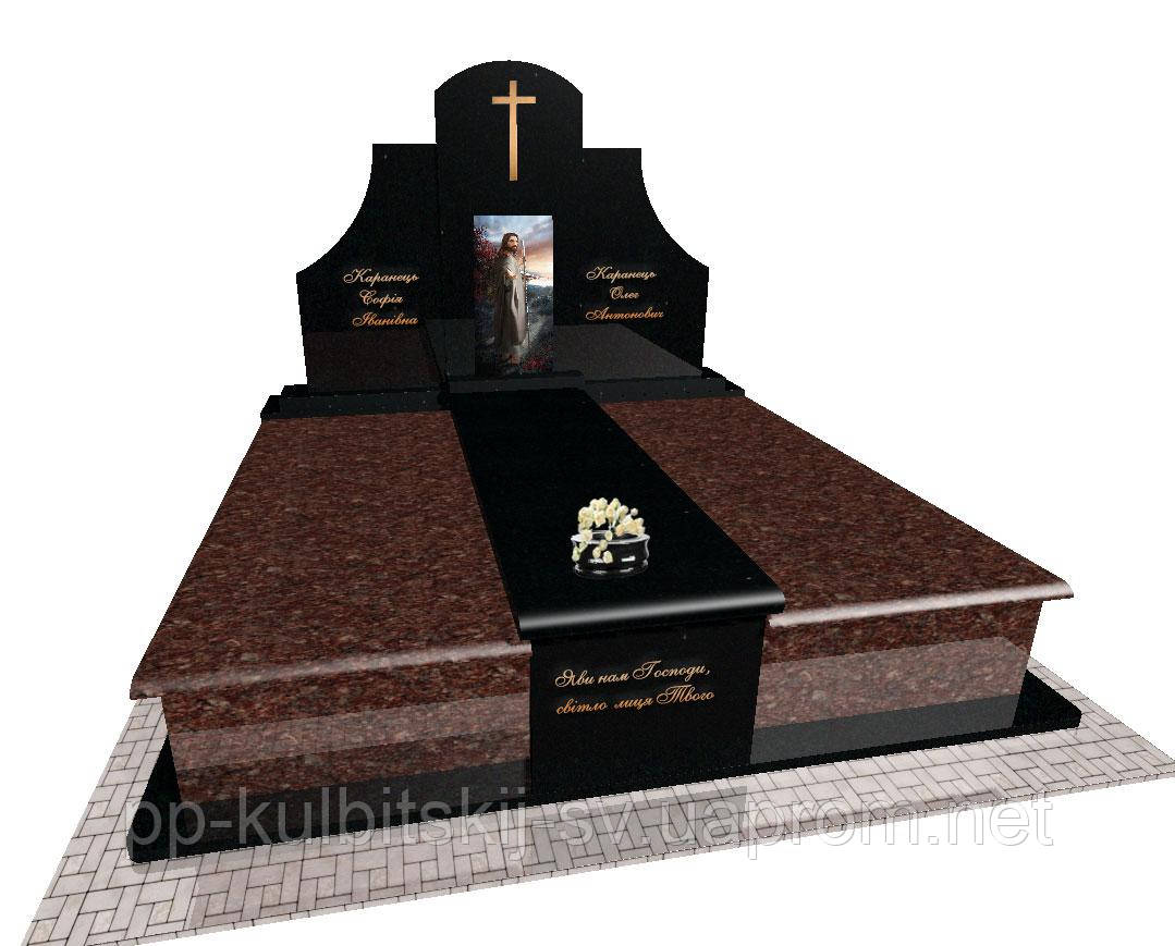 Пам'ятник з граніту N3704