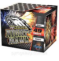 Феєрверк Night Hawk 49 пострілів