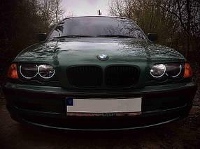 Ангельские глазки (4*127.5 мм ) CCFL для BMW E34 белые, фото 2
