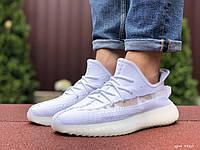 Мужские кроссовки Adidas Yeezy Boost 350 (белый) - 9420