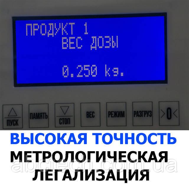 Настройка весового контроллера