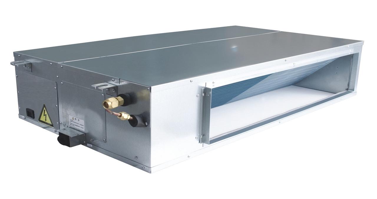 Кондиціонер канальна спліт-система інверторна Idea Pro ITB PRO DC ITB-48HR-PA6-DN1