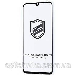 Защитное стекло Full Glue HQ Honor 10i/20i black