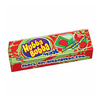 Жвачка Hubba Bubba Max Strawberry Watermelon 5st