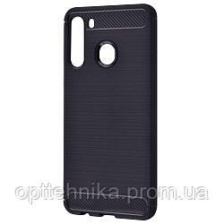 Ultimate Experience (TPU) Samsung Galaxy A21 (A215) black