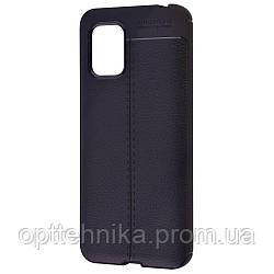 Ultimate Experience Leather (TPU) Xiaomi Mi 10 Lite black