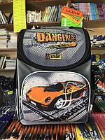 Рюкзак школьный каркасный для мальчиков Smart PG-11 Dangerix 558088