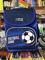 Рюкзак школьный каркасный для мальчиков Smart PG-11 Footbal game 558078