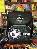 Рюкзак школьный каркасный для мальчиков Smart PG-11 Footbal game 558082