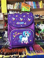 Рюкзак школьный каркасный Smart PG-11 Unicorn 558051