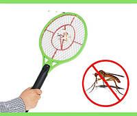 Электромухобойка Mosquito Hitting на Батарейках, фото 1