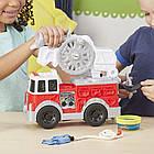 Набор для творчества Плей-До Пожарная Машина (E6103) Play-Doh FIRE Truck, фото 3